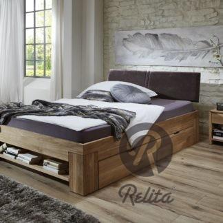 Halbhohes Bett
